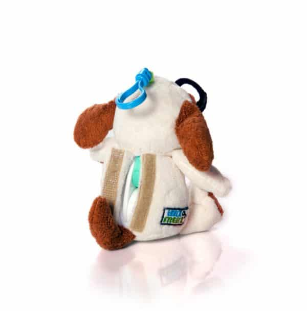 Lenz Frenz Li'L Puppy Contact Lens Case Holder