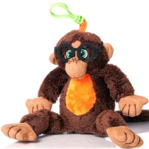 Lenz Frenz Li'l Monkey Contact Lens Case Holder