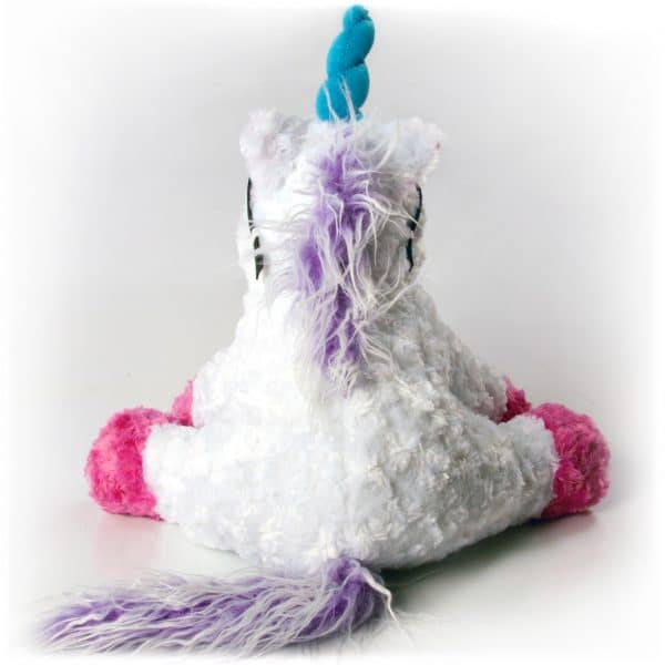 Lenz Frenz Unicorn glasses holder rear view