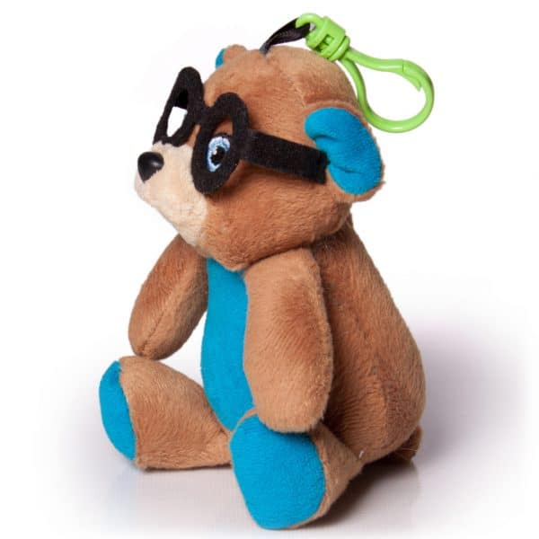 Lenz Frenz Li'L Teddy Contact Lens Case Holder