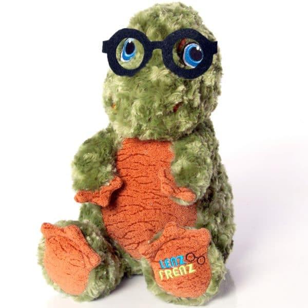 Lenz Frenz T-Rex glasses case