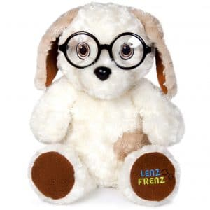 Lenz Frenz Puppy Glasses Case