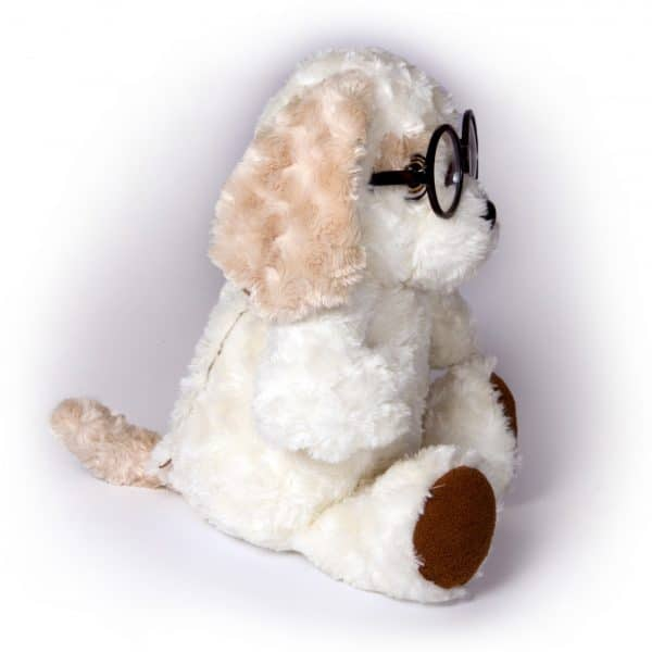 Lenz Frenz Puppy Glasses Case side view