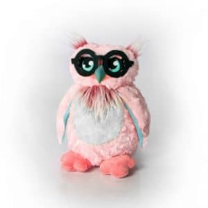 Lenz Frenz Big Owl Glasses Case