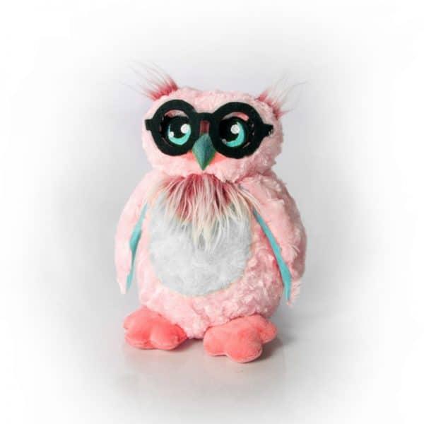Lenz Frenz Big Owl Glasses Case